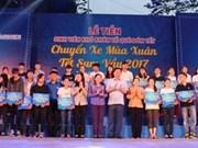 Coup de cœur : 3.000 billets de train offerts aux étudiants démunis