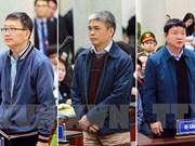 Le parquet requiert 14-15 ans de prison pour Thang, la perpétuité pour Thanh