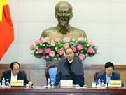 Le Premier ministre préside la réunion du Comité de coopération Vietnam-Laos