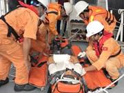 Ba Ria – Vung Tau : secours à deux marins étrangers en danger