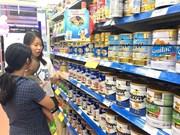 La mise en place d'un marché laitier plus concurrentiel