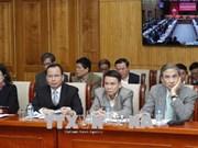 Le comité du PCV pour le bloc des organes centraux en congrès