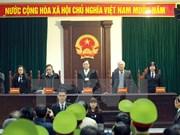 Le procès de l'affaire à PetroVietnam et à PVC assure la primauté du droit