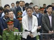 Des peines sévères contre Trinh Xuân Thanh et ses coaccusés