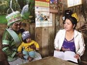 Nécessité de politiques prioritaires pour les sages-femmes des régions reculées