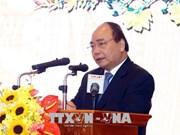 Le Premier ministre Nguyên Xuân Phuc travaille avec l'Audit d'Etat