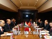 Le Premier ministre rencontre des dirigeants de groupes indiens