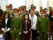 Le procès pour détournement de biens à PVP Land s'ouvre à Hanoi