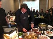 """""""Un goût de Belgique"""" pour honorer la cuisine belge"""