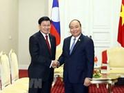 Développement profond et efficace des liens Vietnam-Laos