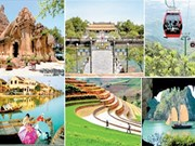 Tourisme: Le Vietnam affiche une croissance impressionnante en 2017