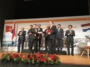 Le Vietnam, une destination prioritaire des entreprises néerlandaises