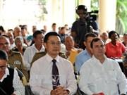 Les amis cubains se souviennent de l'offensive générale de 1968