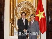 L'ambassadeur de Chine à l'honneur