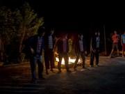 Les Dao rouges accueillent tout feu tout flamme l'année lunaire