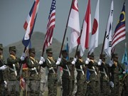 La Thaïlande et les USA lancent une manœuvre multinationale
