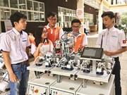 Les jeunes à l'heure de la révolution industrielle 4.0