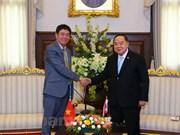 La Thaïlande maintiendra ses liens étroits de défense et de sécurité avec le Vietnam