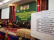 Le Cambodge organisera les élections sénatoriales le 25 février