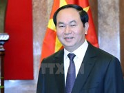 Le Vietnam chérit ses liens avec l'Inde, dit le président Trân Dai Quang