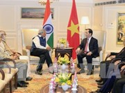 Le président Trân Dai Quang achève sa visite d'Etat en Inde