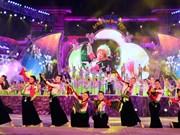 Diên Biên fin prête pour la Fête de la fleur de bauhinie