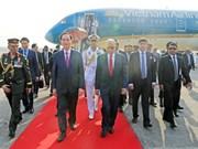 La presse bangladaise souligne la visite du président vietnamien