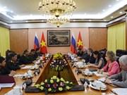 Vietnam et Russie renforcent la coopération dans les techniques militaires