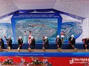 Hemaraj construit une zone industrielle d'un milliard de dollars à Nghe An