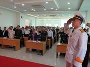 À Dà Nang, hommage aux soldats vietnamiens tombés à Gac Ma
