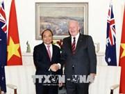 Le PM Nguyen Xuan Phuc rencontre le gouverneur général d'Australie