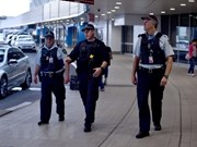 L'Australie renforce la sécurité pour le sommet spécial avec l'ASEAN