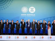 Le PM Nguyen Xuan Phuc participe à des activités du Sommet spécial ASEAN-Australie