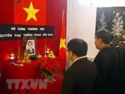 Hommage à l'ancien Premier ministre Phan Van Khai à l'étranger