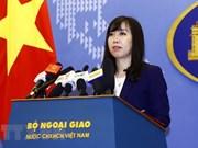 Le Vietnam rejette résolument les règlements de pêche de la Chine