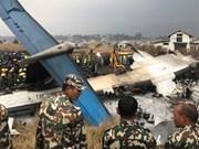 Crash au Népal: le président adresse ses condoléances au Bangladesh