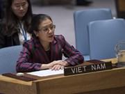Le Vietnam souligne le rôle de l'eau pour le développement des nations