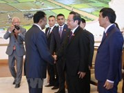 Vietnam et Madagascar promeuvent leur coopération