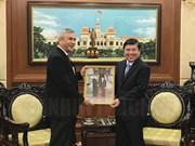 Ho Chi Minh-Ville continuera de promouvoir ses relations avec l'Indonésie