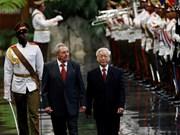 Les visites du leader du PCV dynamisent les liens avec la France et Cuba