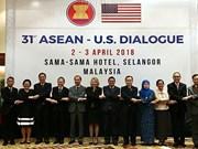 L'ASEAN et les États-Unis réitèrent l'importance de leur partenariat stratégique
