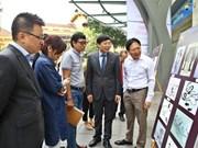 """Lancement du 5e concours """"Caricature de presse du Vietnam"""""""