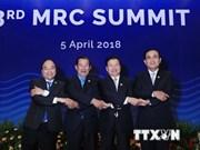 La présence du PM au sommet confirme l'engagement du Vietnam envers la coopération de la MRC