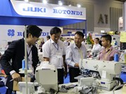 De nombreuses nouvelles technologies et équipements à Saigontex 2018