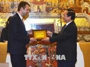Hanoi et Édesse renforcent leur coopération et les investissements