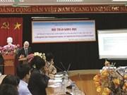 L'Université nationale de l'éducation de Hanoï cultive ses liens avec les partenaires français