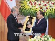 Vietnam et Iran visent le commerce bilatéral de deux milliards de dollars