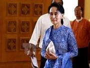 Pour resserrer les relations de partenariat de coopération intégrale Vietnam-Myanmar