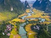 Vietnam et France coopèrent dans la préservation de géoparc mondial