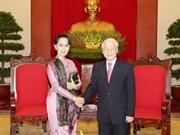 Le Vietnam veut élargir ses liens avec le Myanmar